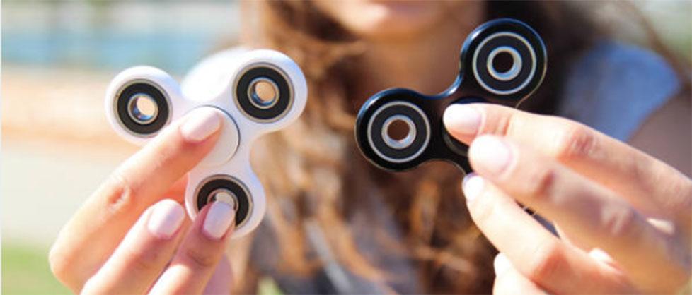 La venta online de spinners es una oportunidad